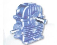 CWU型蜗轮蜗杆齿轮减速机